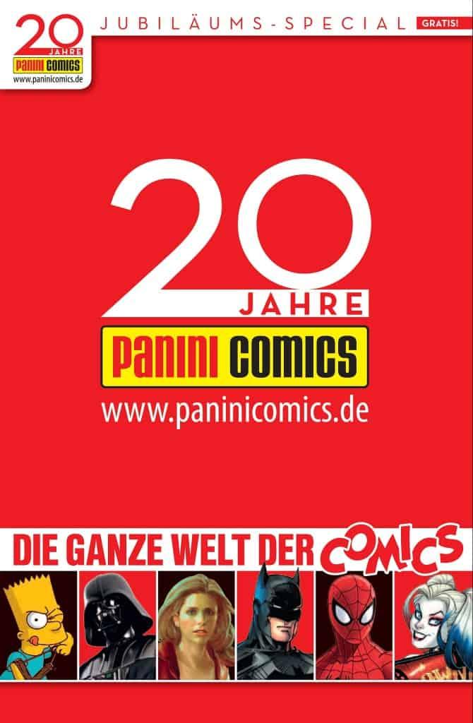 Programm 20 Jahre Cover