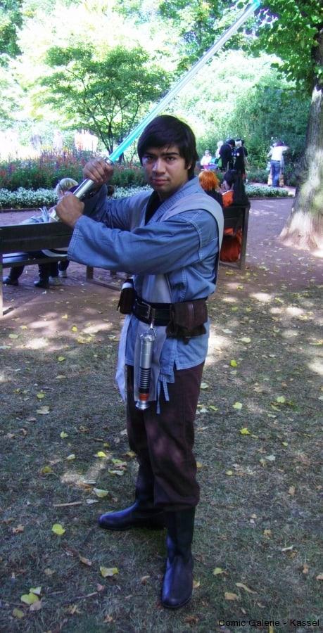 Jedi oder was.