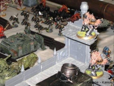 Kyborgkulte im Gefecht