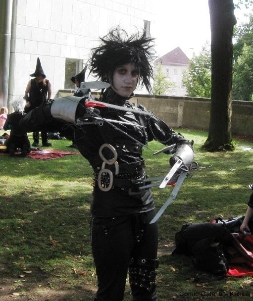 Oh Edward.