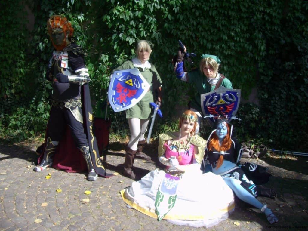 Zelda 2 oder was.